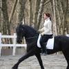 Gina rides!